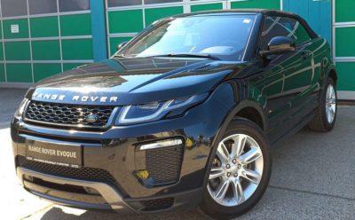 Land Rover Range Rover Evoque Cabriolet HSE Dynamic 2,0 SD4 Aut. bei Raiffeisen Lagerhaus Waidhofen e Gen in 3843  – Dobersberg