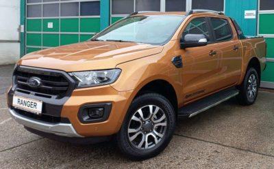 Ford Ranger Pick Up DK Wildtrak L1H1 3,2t bei Raiffeisen Lagerhaus Waidhofen e Gen in 3843  – Dobersberg